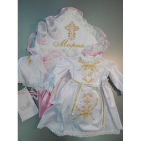 Наборы для крещения девочки