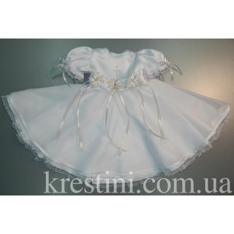 """Крестильное платье """"Божий цветок"""""""