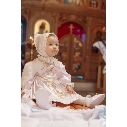 Крещение Машеньки. Белоруссия, Минск