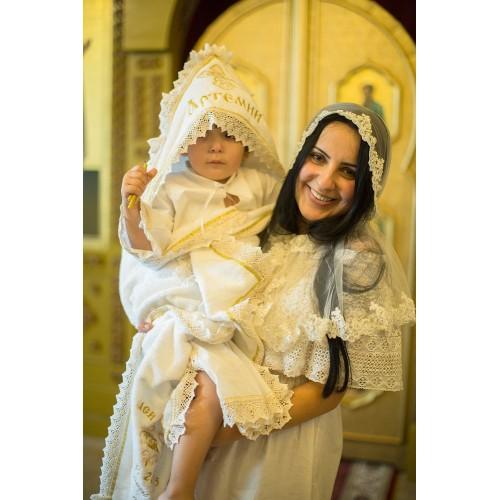 Крещение Артемия, г. Москва